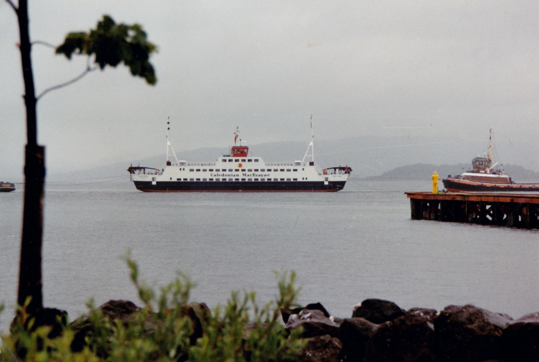 Loch Fyne out on trials (Jim Aikman Smith)