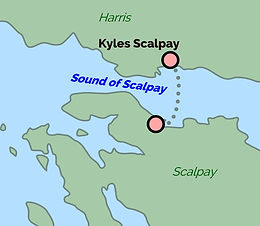 Kyles Scalpay - Scalpay