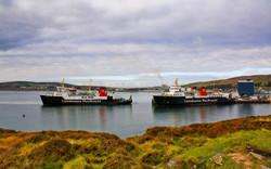 Hebridean Isles and Isle of Arran