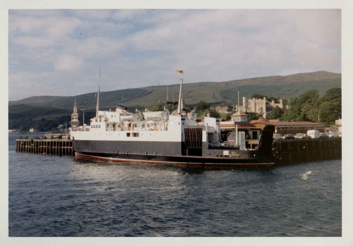 Iona at Dunoon (Jim Aikman Smith)