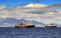 Isle of Arran and Caledonian Isles