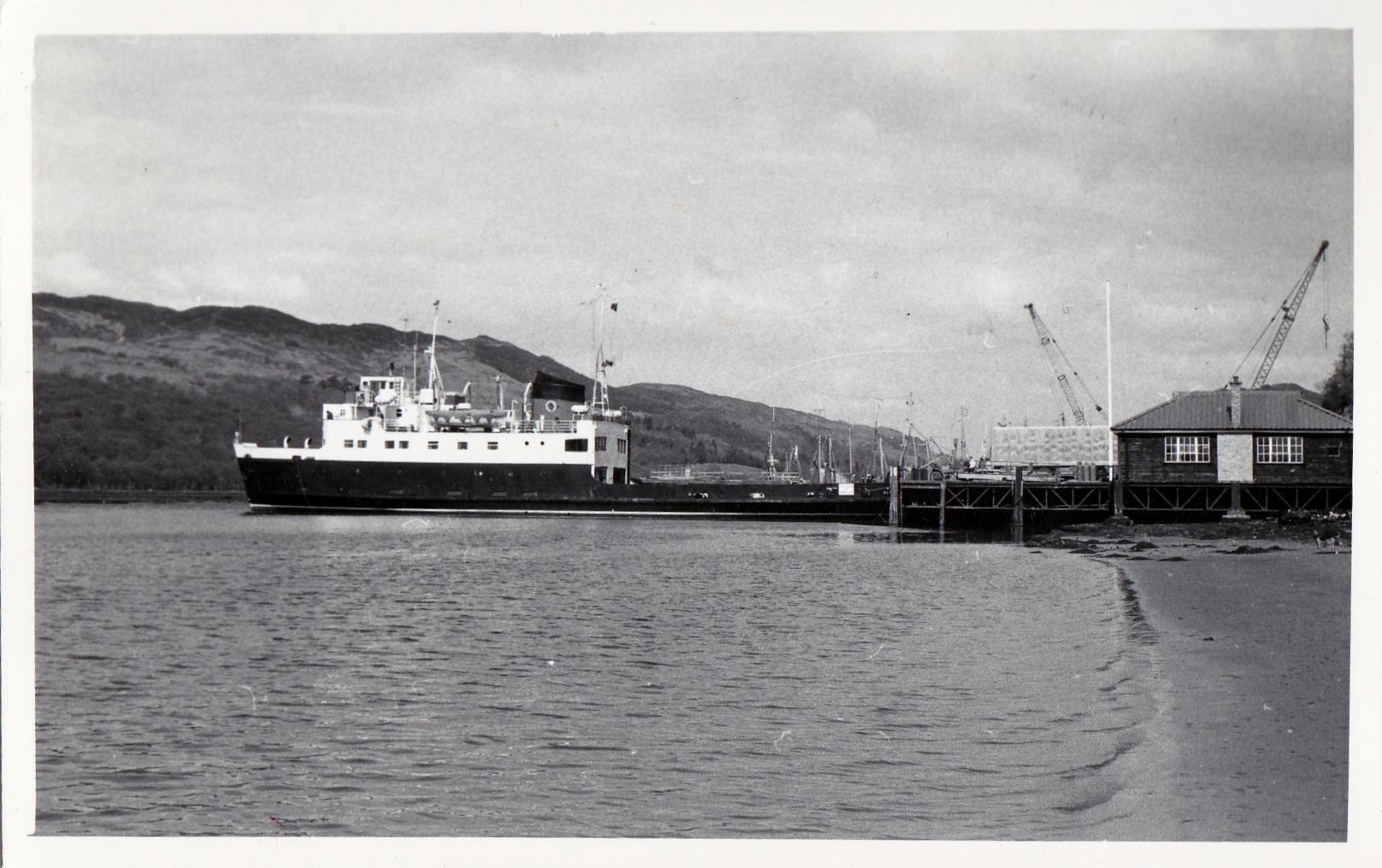 Arran at West Loch Tarbert (Jim Aikman Smith)