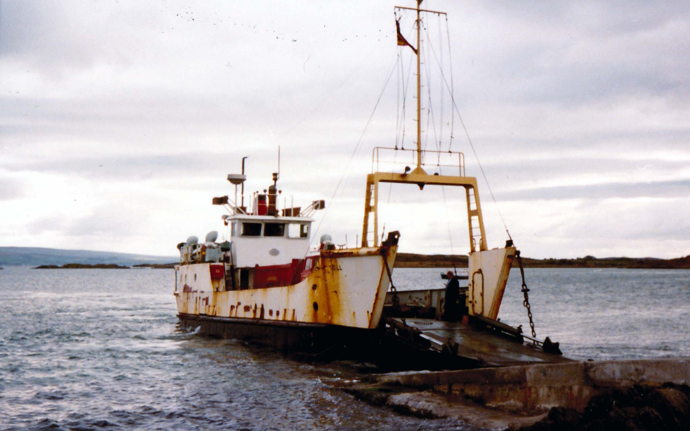 Coll at Gigha (Jim Aikman Smith)