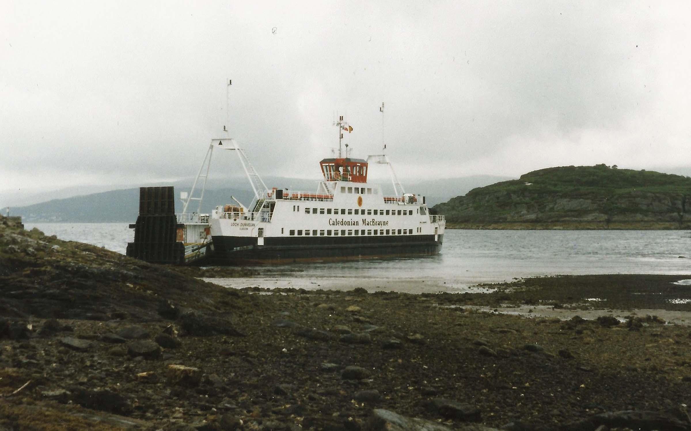 Loch Dunvegan at Portavadie (Iain McPherson)