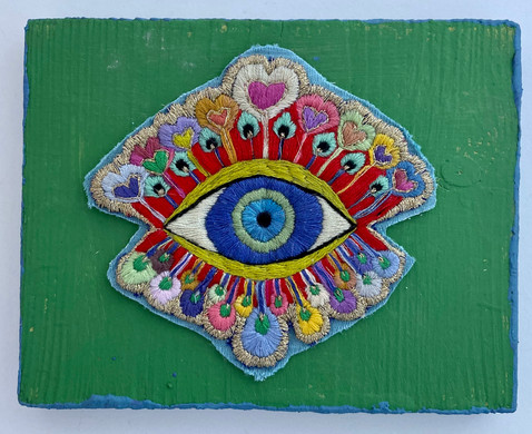 ALL-SEEING EYE TALISMAN | 2020