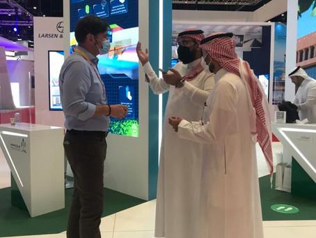Cool Power en Expo Dubai