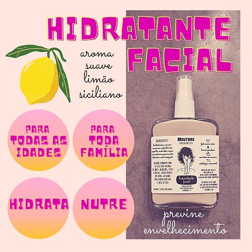 Hidratante facial 100 ml