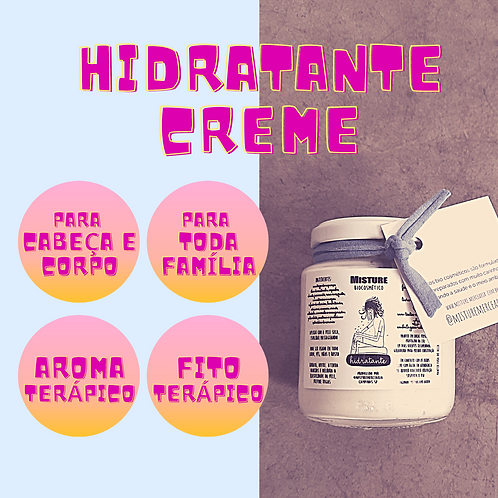Hidratante Creme 220 ml