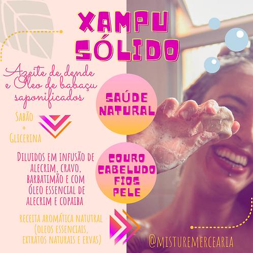 Xampú / Sabonete Sólido  25g
