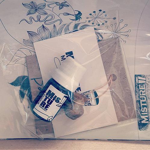 kit colar aromatizador pessoal com mix de óleos essenciais