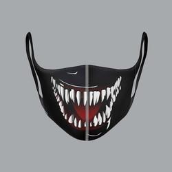 venom face mask design