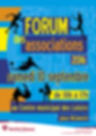 Rendez-vous incontournable de la rentrée, le forum des associations de Montfort l'Amaury se déroule au Centre municipal des Loisirs, le 10 septembre 2016.