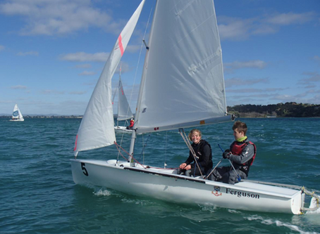 Learning to sail Northland - Yachting NZ Article