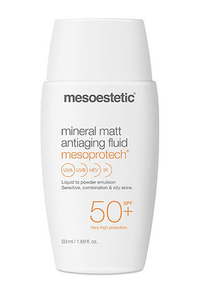 Mineral Matt Anti-aging Fluid
