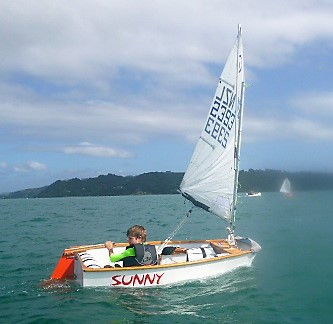 Sunday Learn to Sail Training