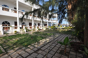 View of Afroco Apartments