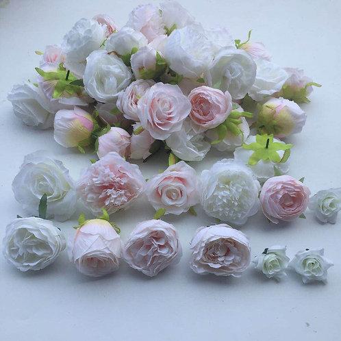elizabeth flower heads