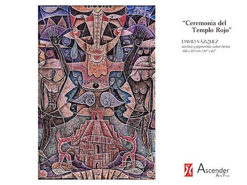 """""""Ceremonia del Templo Rojo"""""""