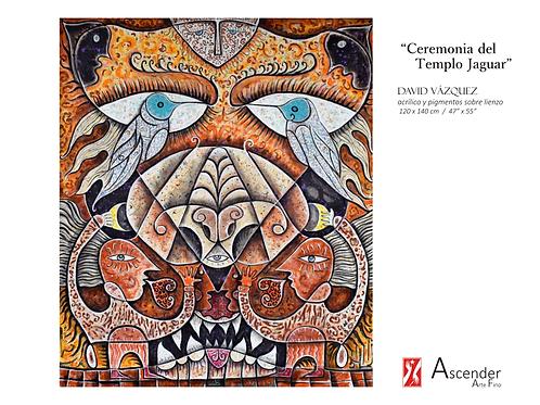"""""""Ceremonia del Templo Jaguar"""""""