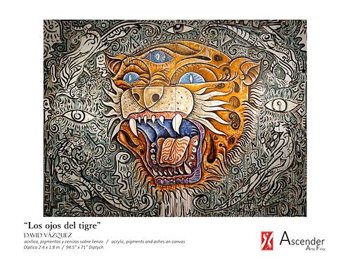 """""""Los ojos del tigre"""""""
