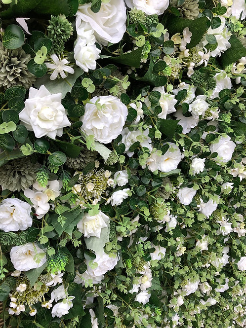 beatrice flowerwall beatrice flower wall white flowerwall white flower wall flowerwall, green flowerwall, foliage wall,