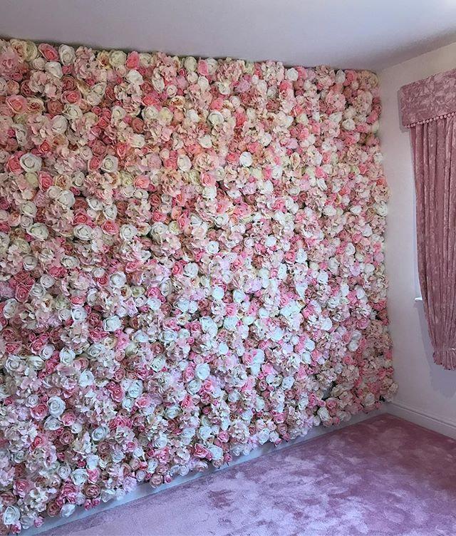 The Lexie Flowerwall Londonflowerwallco