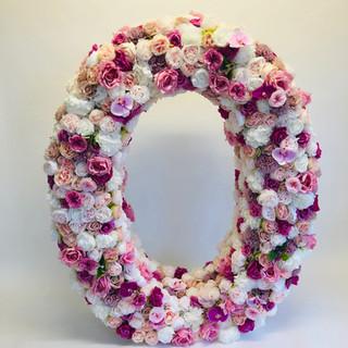O Flower Letter
