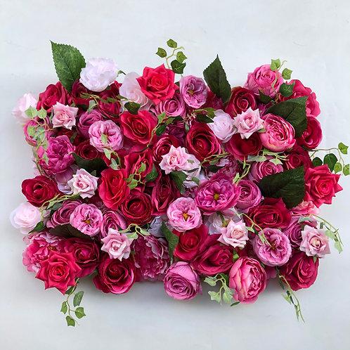The 'Lavina' FlowerWall