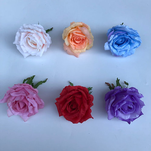 Large Rose FlowerHeads