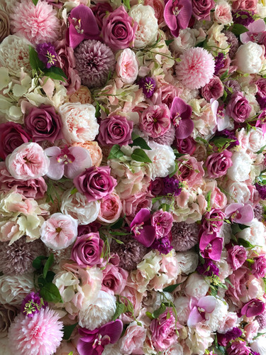 12506029a860 Buy or Hire Flower Walls