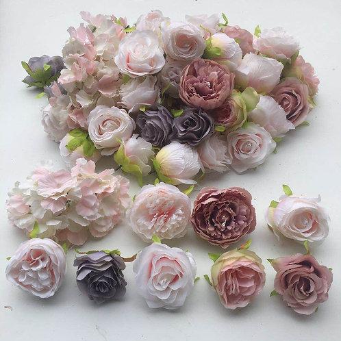 lottie flower heads