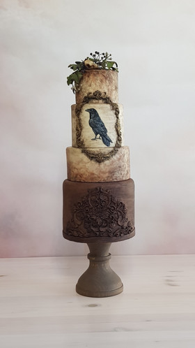 Edgar Allen Poe wedding