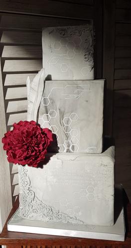 Assasin's creed wedding