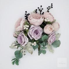 Wedding bouquet recreation