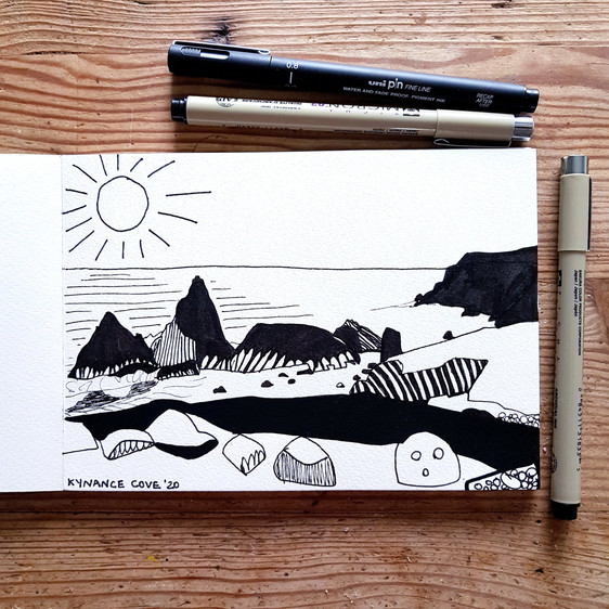 Landscape a day challenge