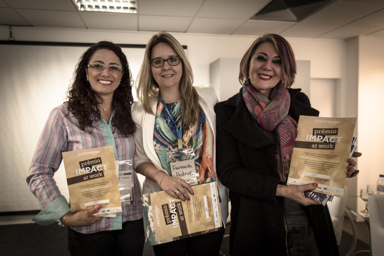 Prêmio Impact at Work 2015