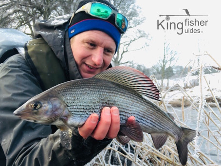 2021 Snow, Ice and Grayling......