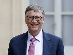 Is this the one thing separating you from Bill Gates?