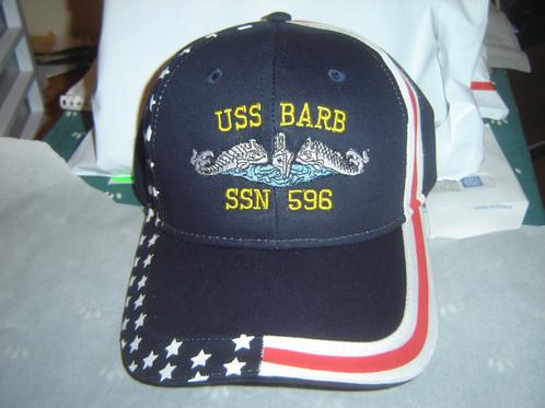 4ae77bbd0 Stars & Stripes Submarine Ball cap
