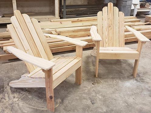 Custom Adirondack Chairs