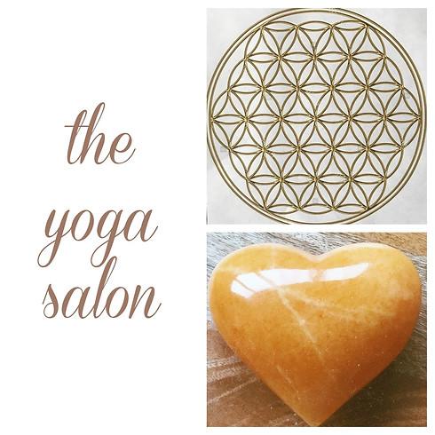 Yoga Salon-February