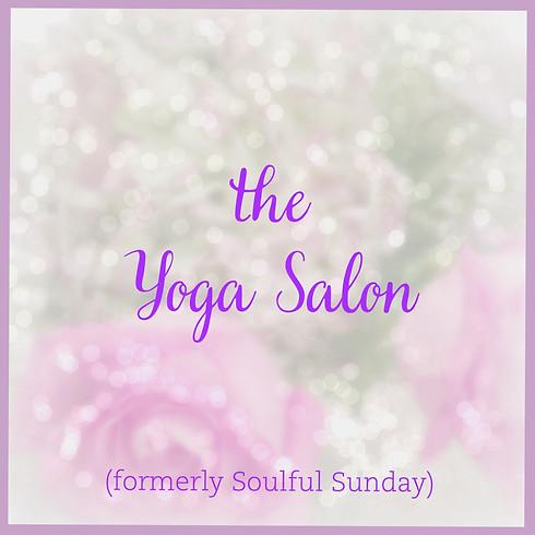February Yoga Salon