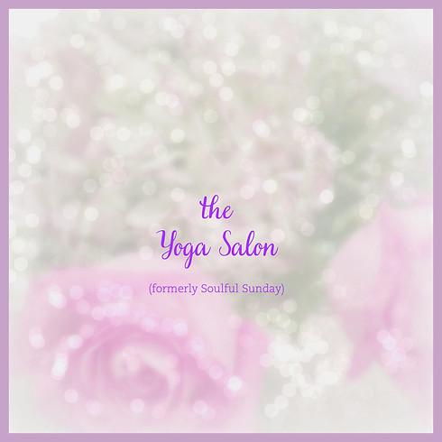 The Yoga Salon: November 1