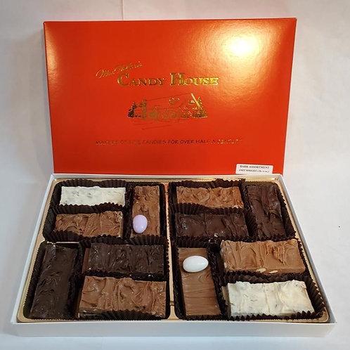 Assorted Chocolate Bark Box
