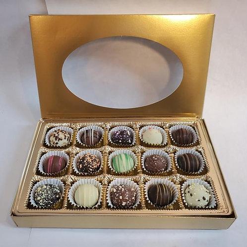 Deluxe Truffle Box