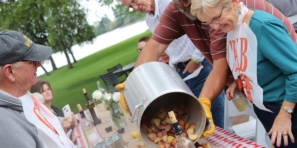 Maryland-Style Seafood Boil