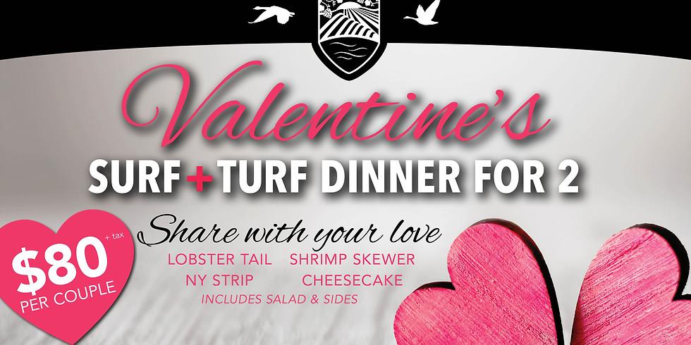 Surf & Turf Dinner