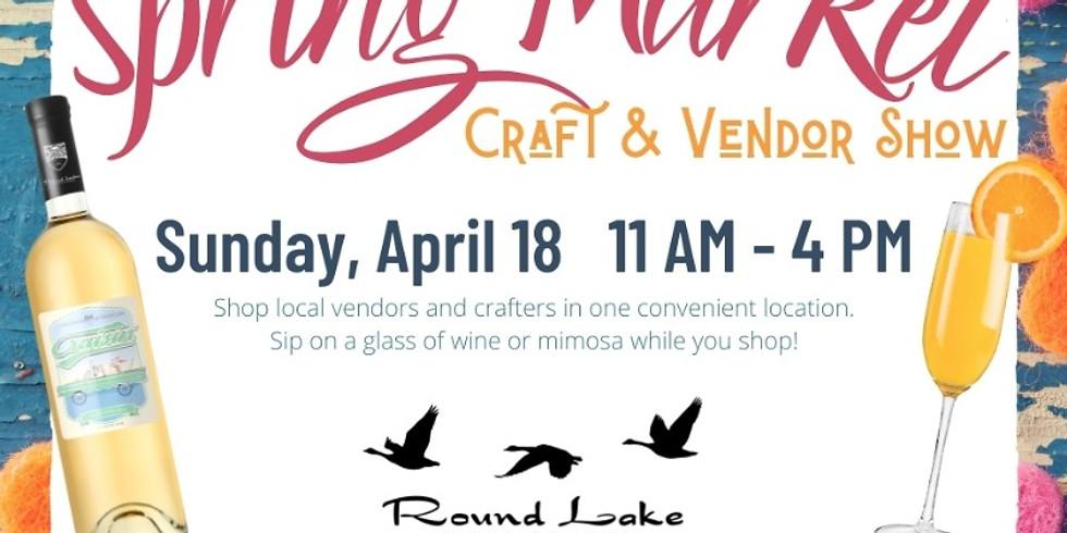 Spring Market: Craft & Vendor Show