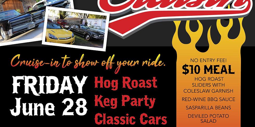 Hogs & Hot Rods Cruisin