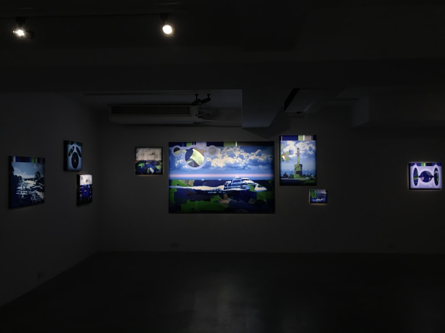 遺地風景 陳崑峰個展 VT 打燈_171213_0017